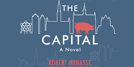 Goethe Book Club: Robert Menasse's The Capital (2017/2019) tickets