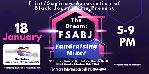 The Dream: FSABJ Fundraising Mixer