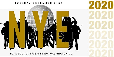 NYE 2020 @ Pure Lounge DC  tickets