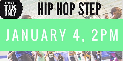 Hip Hop Step Class with Righteously Fit
