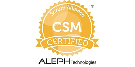 Certified Scrum Master® Workshop (CSM®) – Portland,Oregon tickets
