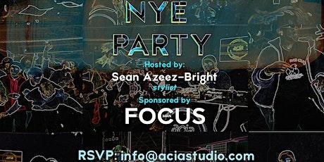 New Year's Eve Party: acia Studios tickets