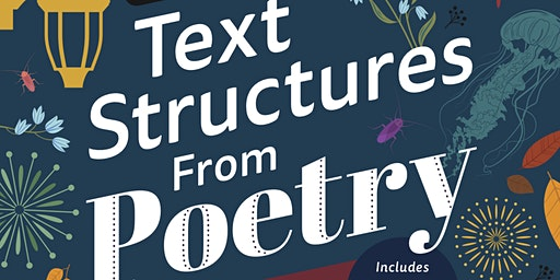 Poetry for STAAR with Gretchen Bernabei in New Braunfels
