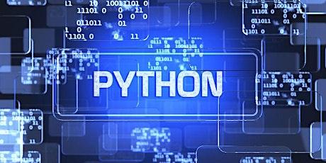 Online Teen Summer Camp: Game Programming with Python (4 days) tickets