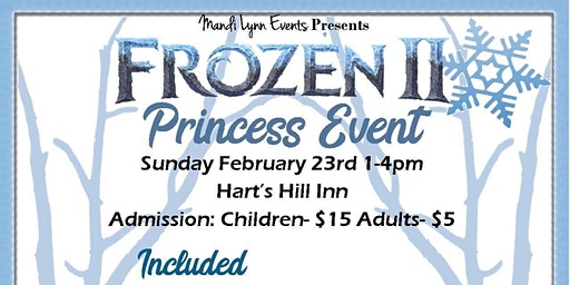 Frozen 2 Princess Party