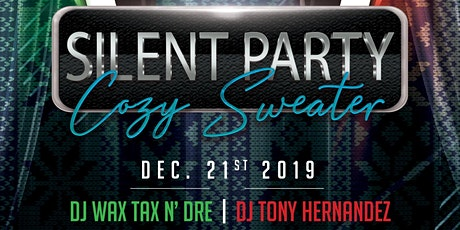 """Silent Party """"The Cozy"""" at Lucky Strike Felt Lounge tickets"""