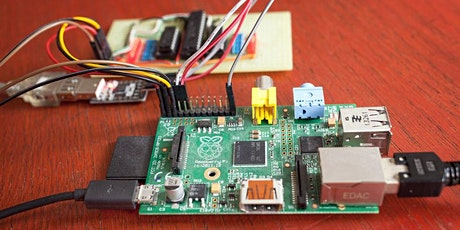 Teen Summer Camp: Programming Raspberry Pi with Python (4 days) tickets