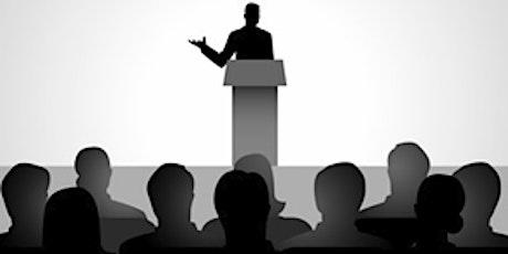 District 38/AREA B20, B23, B24 International & Humorous AREA-LEVEL Speech Contests tickets