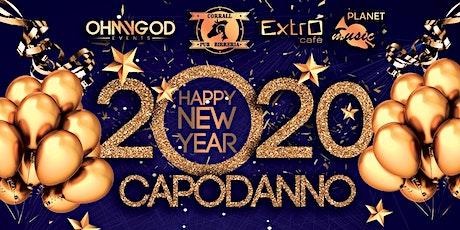 Capodanno 2020 ★ Hotel Parco delle Rose // Factory biglietti