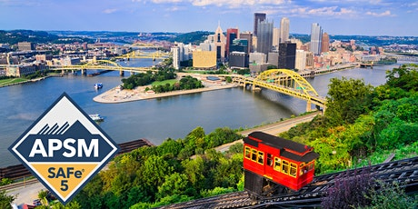 SAFe 5.0 Agile Product and Solution Management -- Pittsburgh Sept 2020 tickets