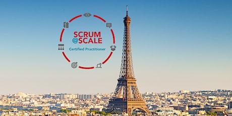 Scrum@Scale Practitioner - 2 day Course - Paris billets