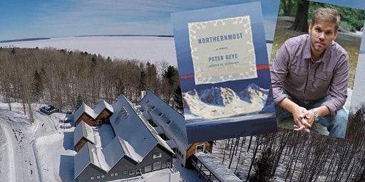 Dinner with Peter Geye, author of Northernmost
