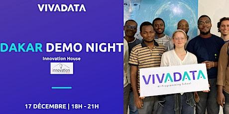 [Demo Night] VIVADATA Dakar billets