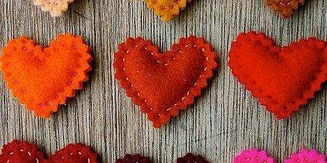 Valentine Feltie Hearts Workshop