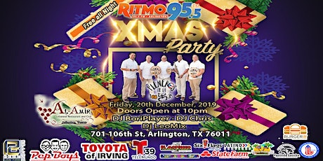 Ritmo XMAS Party tickets
