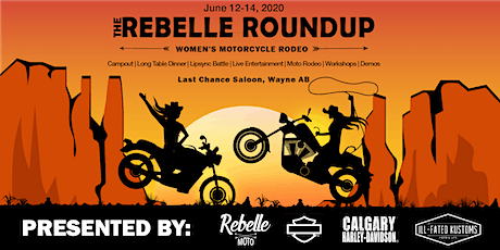 the Rebelle Roundup 2020 tickets