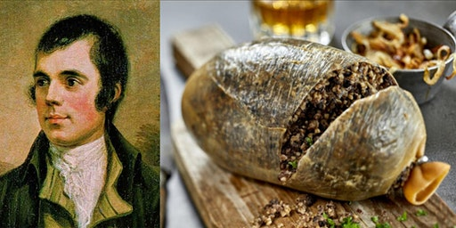 Robbie Burns Supper at The Chefs' House - Thur 23rd Jan 2020