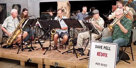 """""""Pell of A Time"""" featuring the Dave Pell Jazz Band tickets"""