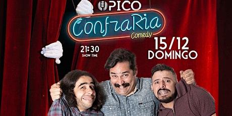 CONFRARIA COMEDY ingressos