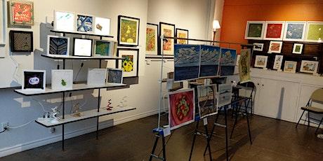3D and Watercolor Art Pop-Up Shop tickets