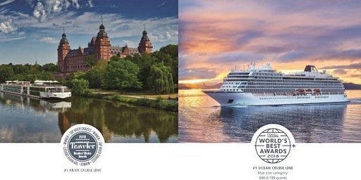 Luxury by Ocean or River: An Evening with Viking Cruises