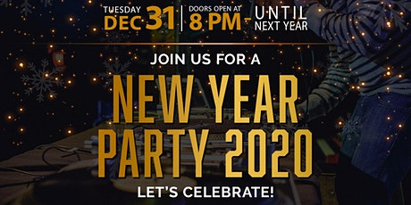 New Year Bollywood Party 2020! tickets