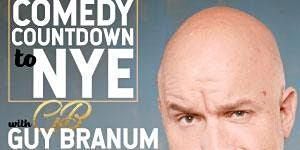 Comedy Countdown to NYE with Guy Branum