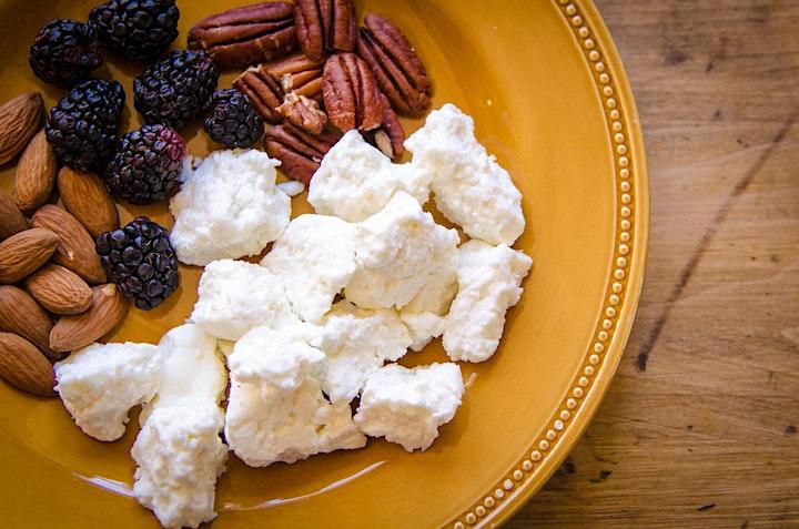 Cheesemaking image