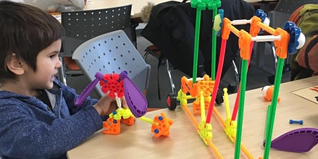2020 bilingual (Fr/En) Robotics, Coding, Math Saturdays for Toddlers tickets