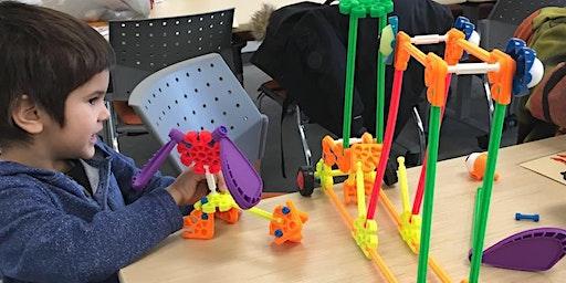 2020 bilingual (Fr/En) Robotics, Coding, Math Saturdays for Toddlers