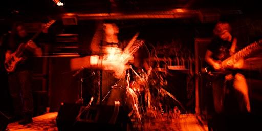 Tómarúm EP release with  Ecryptus, Malefic, and Metaphobic