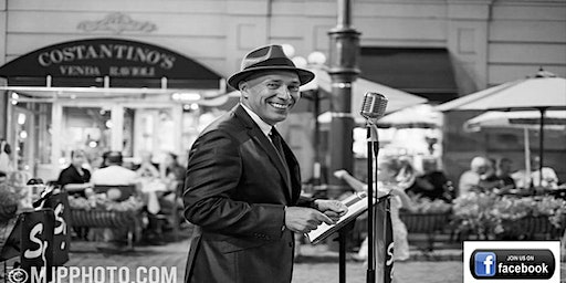 Strictly Sinatra Michael Dutra Dinner and Show