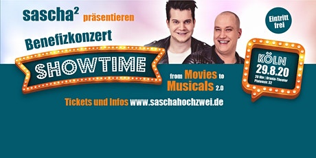 SHOWTIME: From Movies to Musicals 2.0 Tickets