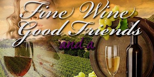 Wine Tasting Murder Mystery Event