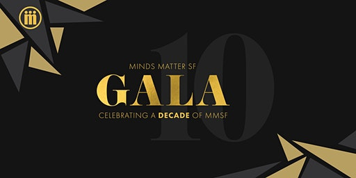 Minds Matter SF 2020 Gala
