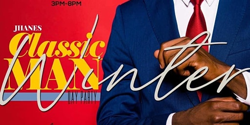 Classic Man Winter Day Party