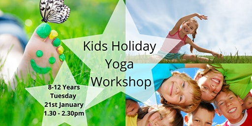 Kids Yoga Holiday Workshop