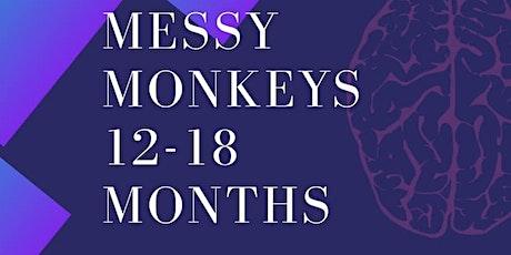 Messy Monkeys (12-18 months) tickets