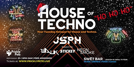 HOUSE of TECHNO tickets