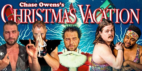 Chase Owens's Christmas Vacation tickets