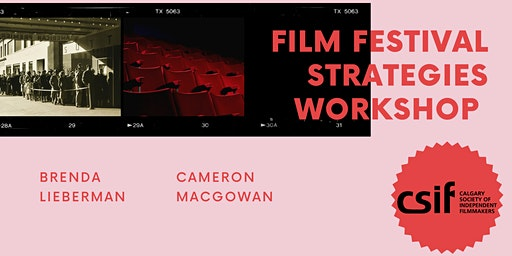 Film Festival Strategies Workshop