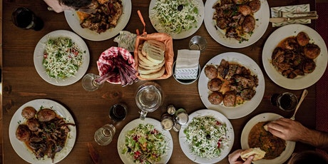 Christmas Dinner for CommUnity Leaders entradas