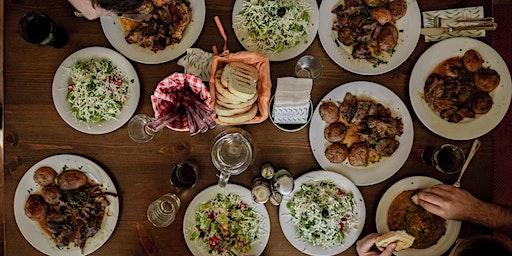 Christmas Dinner for CommUnity Leaders