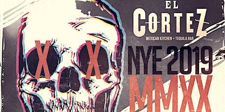 El Cortez New Year's Eve 2019 - MMXX tickets