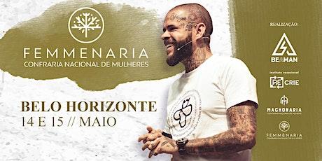 Femmenaria Belo Horizonte ingressos