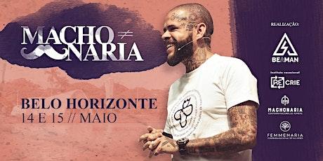 Machonaria Belo Horizonte ingressos
