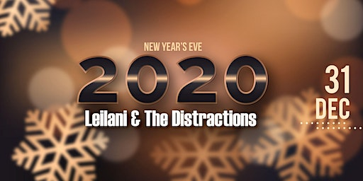 New Years Eve at Bear Valley Featuring Leilani & the Distractions