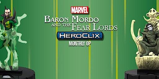 HeroClix Weekly Tournaments 2020