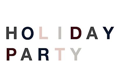 Paridaez Holiday Party tickets