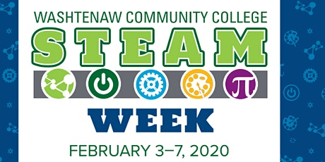 Outreach at WCC's STEAM Week tickets